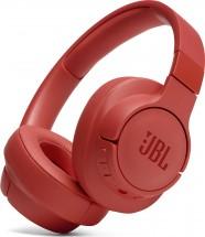 Bezdrôtové slúchadlá JBL Tune 700BT, červené