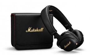 Bezdrôtové slúchadlá Marshall Mid A.N.C. čierna ROZBALENÉ
