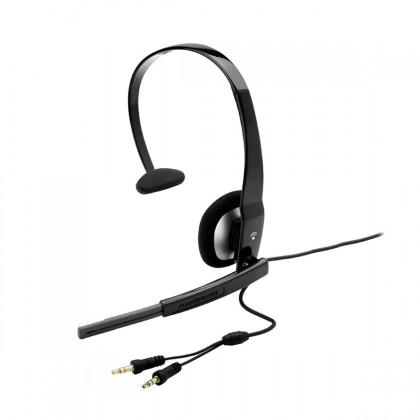 Bezdrôtové Slúchadlá s mikrofónom Audio 310, čierna Plantronics