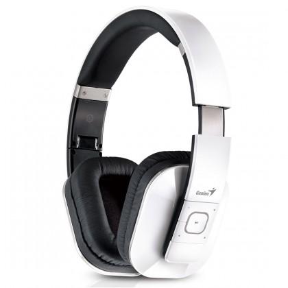01e9336ec ... Bluetooth Bezdrôtové slúchadlá Slúchadlá s mik GENIUS HS-970BT, biele,  Bluetooth