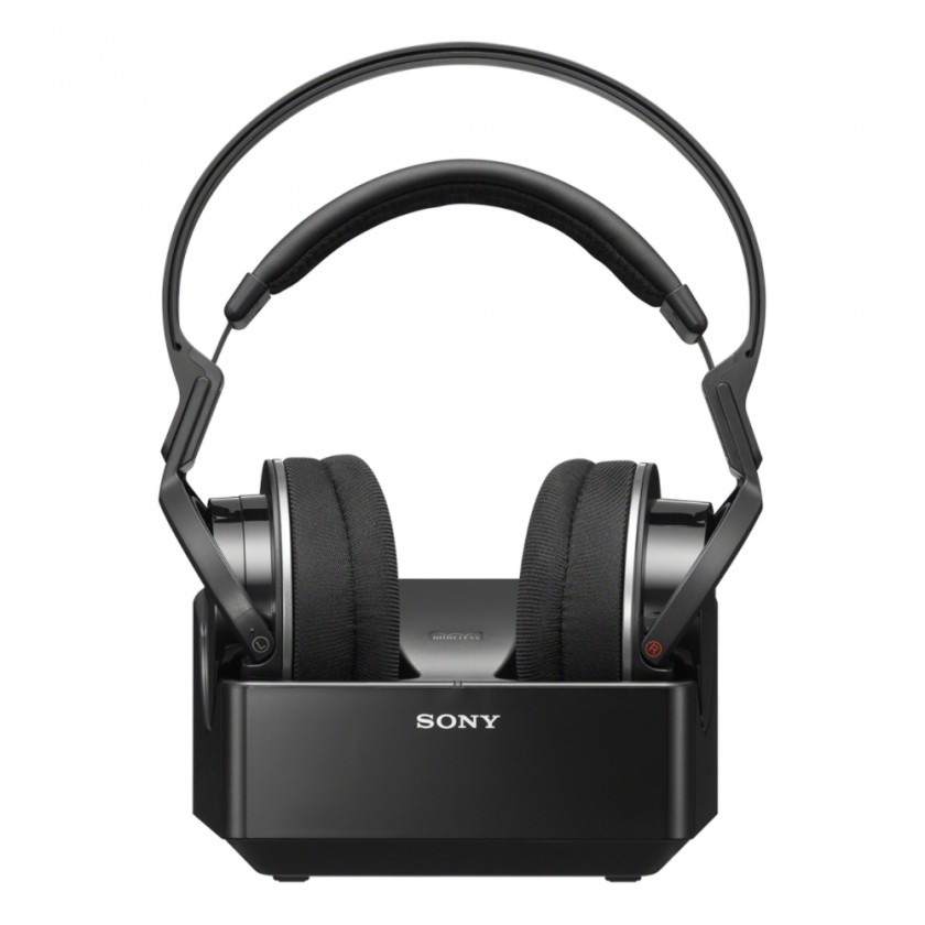 Bezdrôtové slúchadlá Sony MDR-RF855RK OBAL POŠKODENÝ
