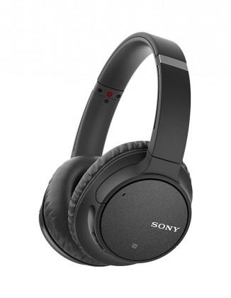 Bezdrôtové slúchadlá Sony WH-CH700N, černá WHCH700NB.CE7