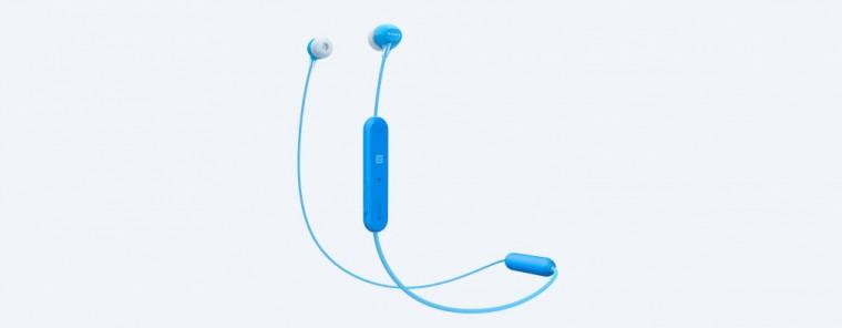 Bezdrôtové slúchadlá Sony WI-C300
