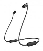 Bezdrôtové slúchadlá Sony WI-C310B, čierne
