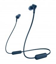 Bezdrôtové slúchadlá Sony WI-XB400, modré