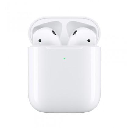 Bezdrôtové slúchadlá True Wireless slúchadlá Apple AirPods MRXJ2ZM/A