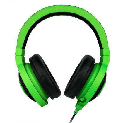 Bezdrôtové Sluchátka s mikrofonem Razer Kraken Pro Green, zelená