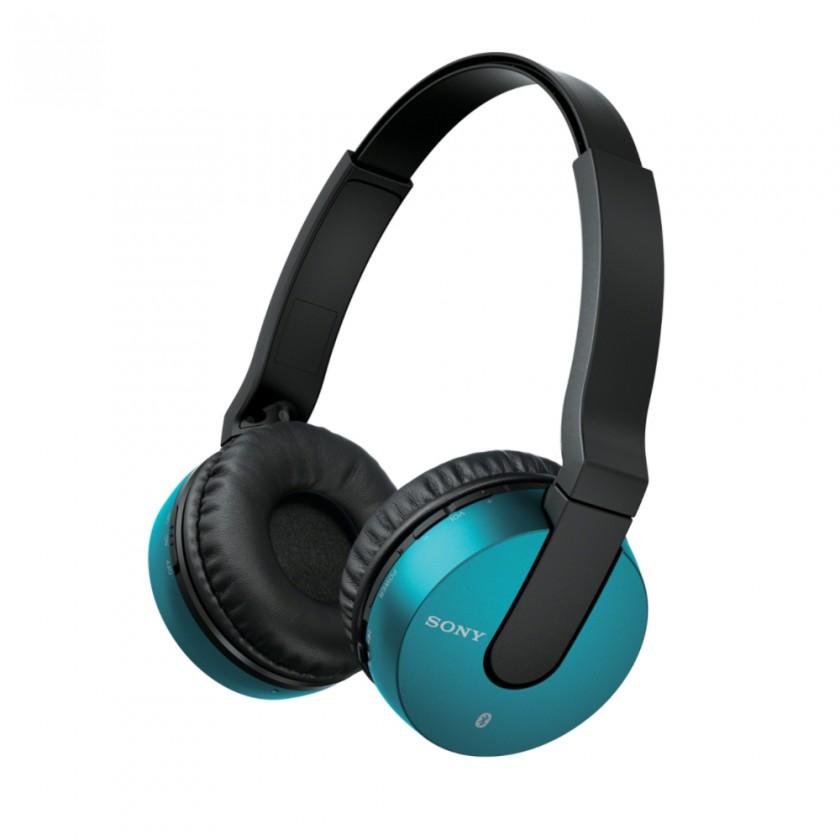 Bezdrôtové Sony MDR-ZX550BNL (Blue)