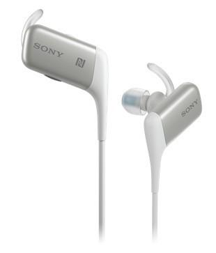 Bezdrôtové Sony Slúchadlá MDR-AS600BT biela