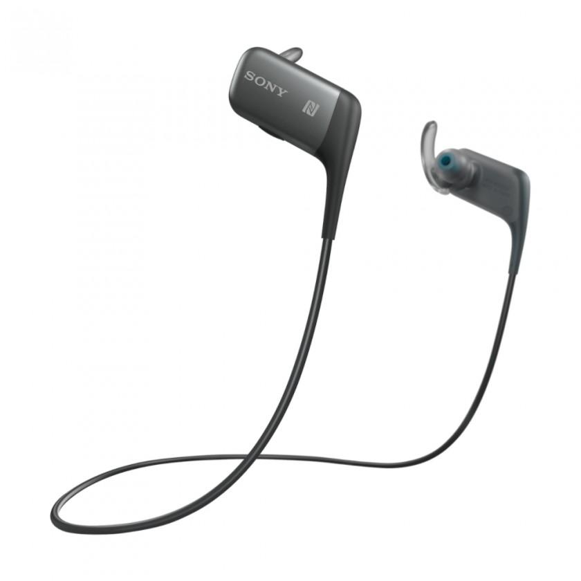 Bezdrôtové Sony Slúchadlá MDR-AS600BT čierna ROZBALENÉ