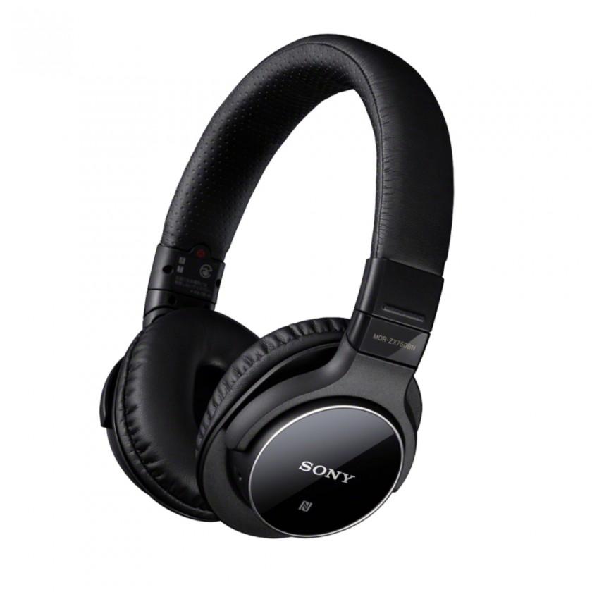 Bezdrôtové Sony Slúchadlá MDR-ZX750BN čierna