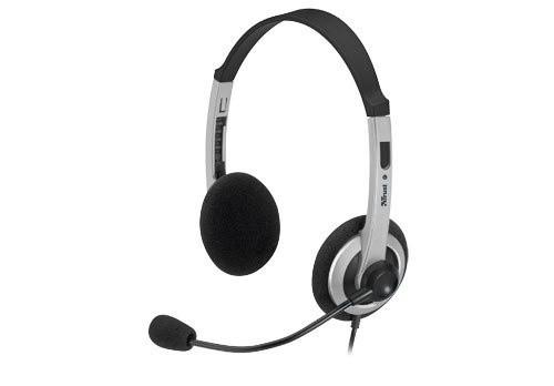 Bezdrôtové Trust ComfortFit Headset