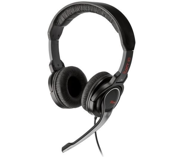 Bezdrôtové  Trust GXT10 Gaming Headset, náhlavní sada (16450)