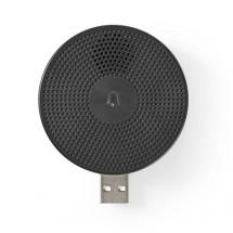 Bezdrôtový domový zvonček Nedis WIFICDPC10BK, USB