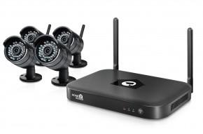 Bezdrôtový kamerový systém iGET HOMEGUARD HGNVK88304