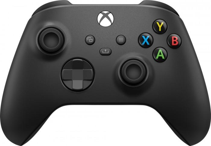 Bezdrôtový ovládač Xbox One Series, čierny