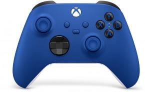 Bezdrôtový ovládač Xbox One Series, modrý