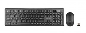 Bezdrôtový set Marvo DCM003WE BK