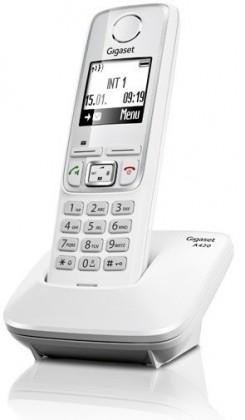 Bezdrôtový telefón Siemens Gigaset A420