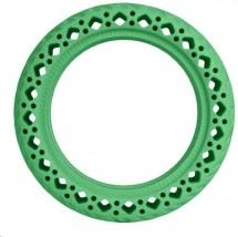 Bezdušová pneumatika pre Xiaomi Scooter, zelená
