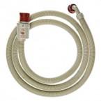 Bezpečnostná prívodná hadica 2,5m E2WIS250A2
