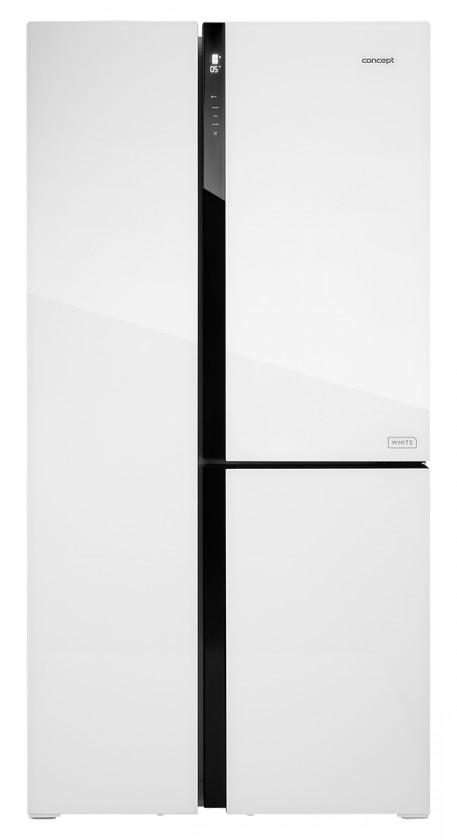 Biele americké chladničky Americká chladnička Concept LA7791wh