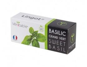 Bio bazalka do inteligentných kvetináčov Véritable Lingot