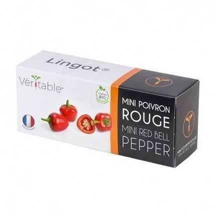 BIO Mini červená paprika pre SMART kvetináče Véritable