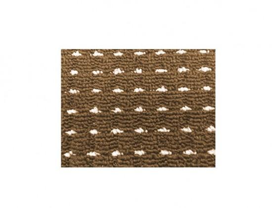 Birmingham - koberec, 110x60cm (100%PP, hnedá)