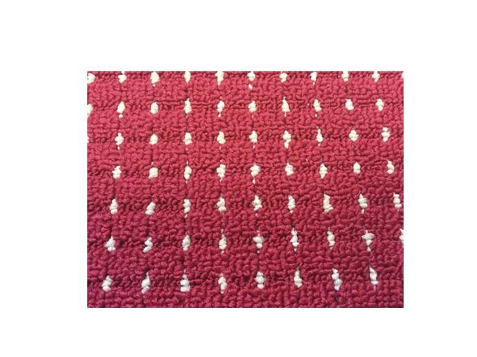 Birmingham - koberec, 150x80cm (100%PP, červená)