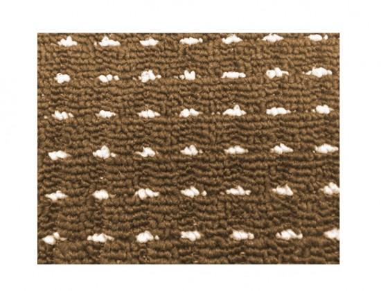 Birmingham - koberec, 170x120cm (100%PP, hnedá)