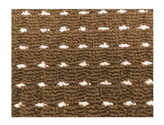 Birmingham - koberec, 200x140cm (100%PP, hnedá)