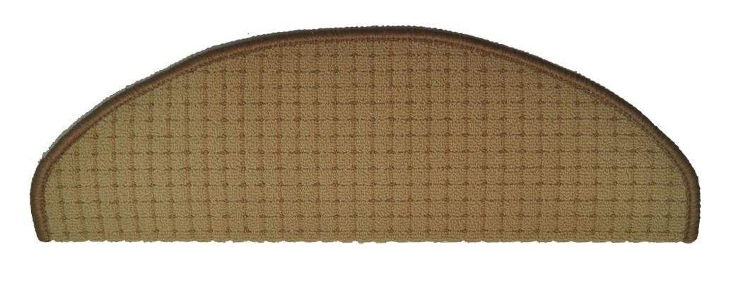 Birmingham - Schodový nášľap, 25x65 cm (béžový)