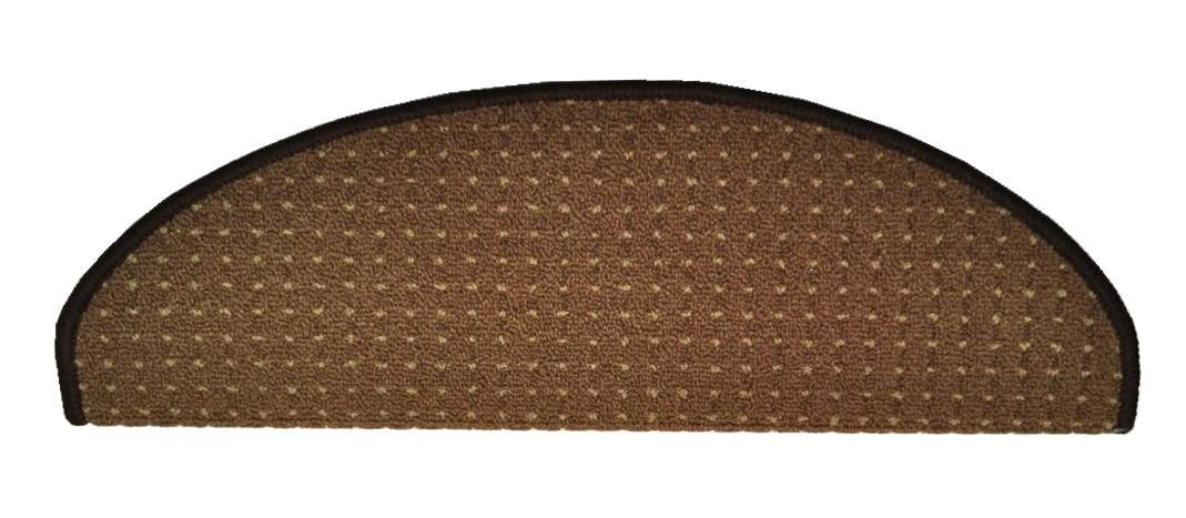 Birmingham - Schodový nášľap, 25x65 cm (hnedý)