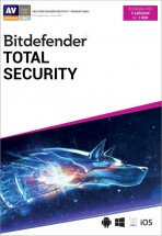 Bitdefender Total Security (EL11911005_BOX)