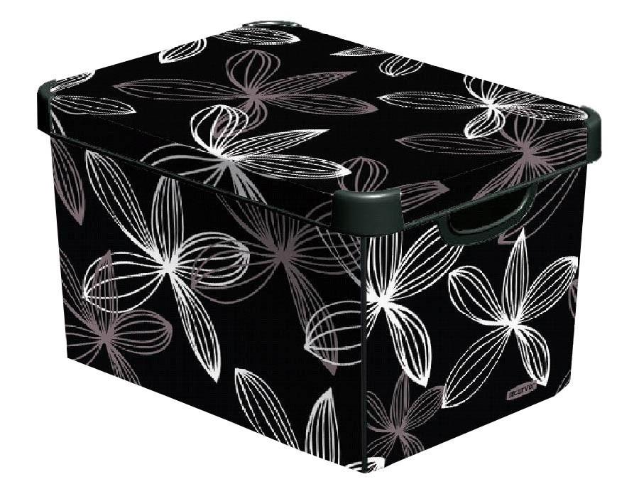 Black Lily L (plast)