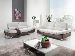Blanco - Sedacia set (pulse coffe D207/new lucca snow P706)