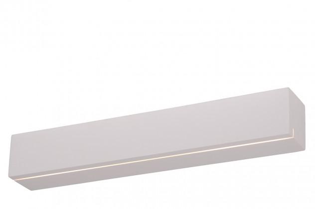Blanko - nástenné osvetlenie, 40W, 3xG9 (biela)