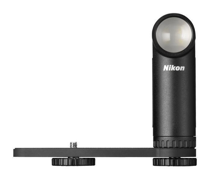 Blesky Nikon LD-1000 LED světlo black