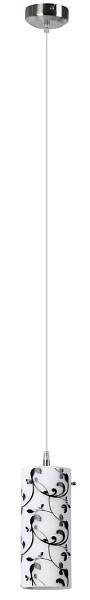 Blossom - Stropné osvetlenie, 6394 (saténovo chromová)