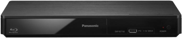 Blu-Ray prehrávače DMP-BDT160EG 3D Blu-Ray prehrávač PANASONIC