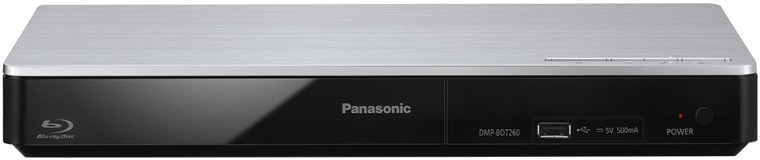 Blu-Ray prehrávače  DMP-BDT260EG 3D Blu-Ray přehr. PANASONIC