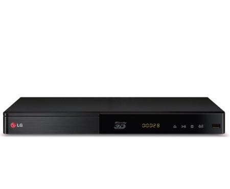 Blu-Ray prehrávače  LG BP440