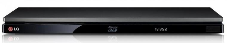 Blu-Ray prehrávače  LG BP730