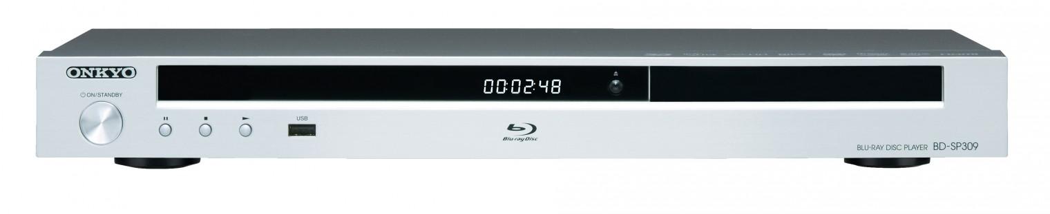 Blu-Ray prehrávače Onkyo BD-SP309 S
