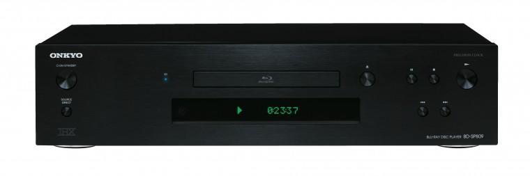 Blu-Ray prehrávače Onkyo BD-SP809 B