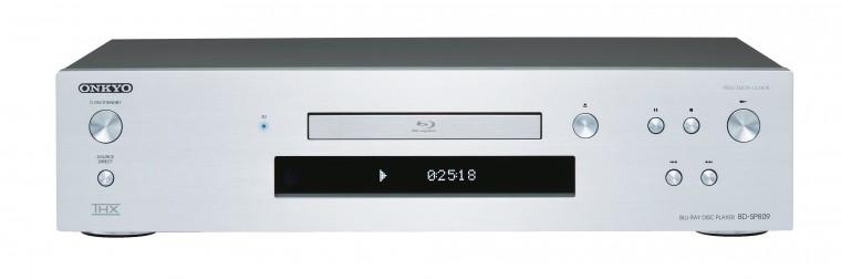 Blu-Ray prehrávače Onkyo BD-SP809 S