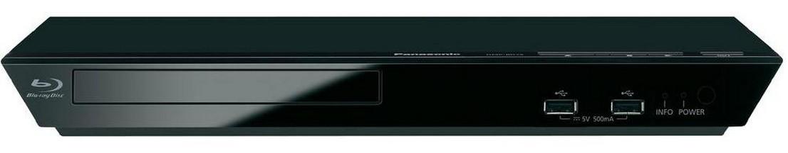 Blu-Ray prehrávače Panasonic DMP-BD79EG ROZBALENO