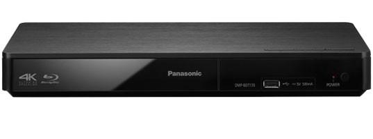 Blu-Ray prehrávače Panasonic DMP-BDT170EG čierny