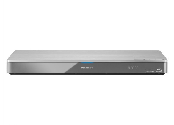 Blu-Ray prehrávače Panasonic DMP-BDT460EG